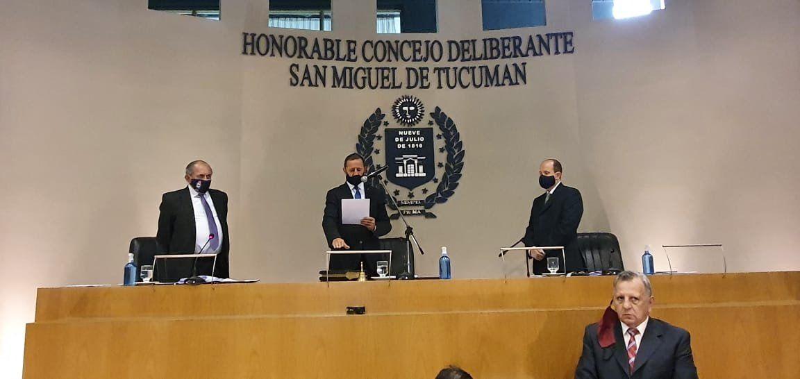 Fernando Juri será secundado por Sara Assán y Eduardo Verón Guerra.