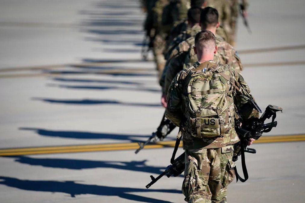 Las tropas norteamericanas se retirarán del territorio de Irak desde finales de año.