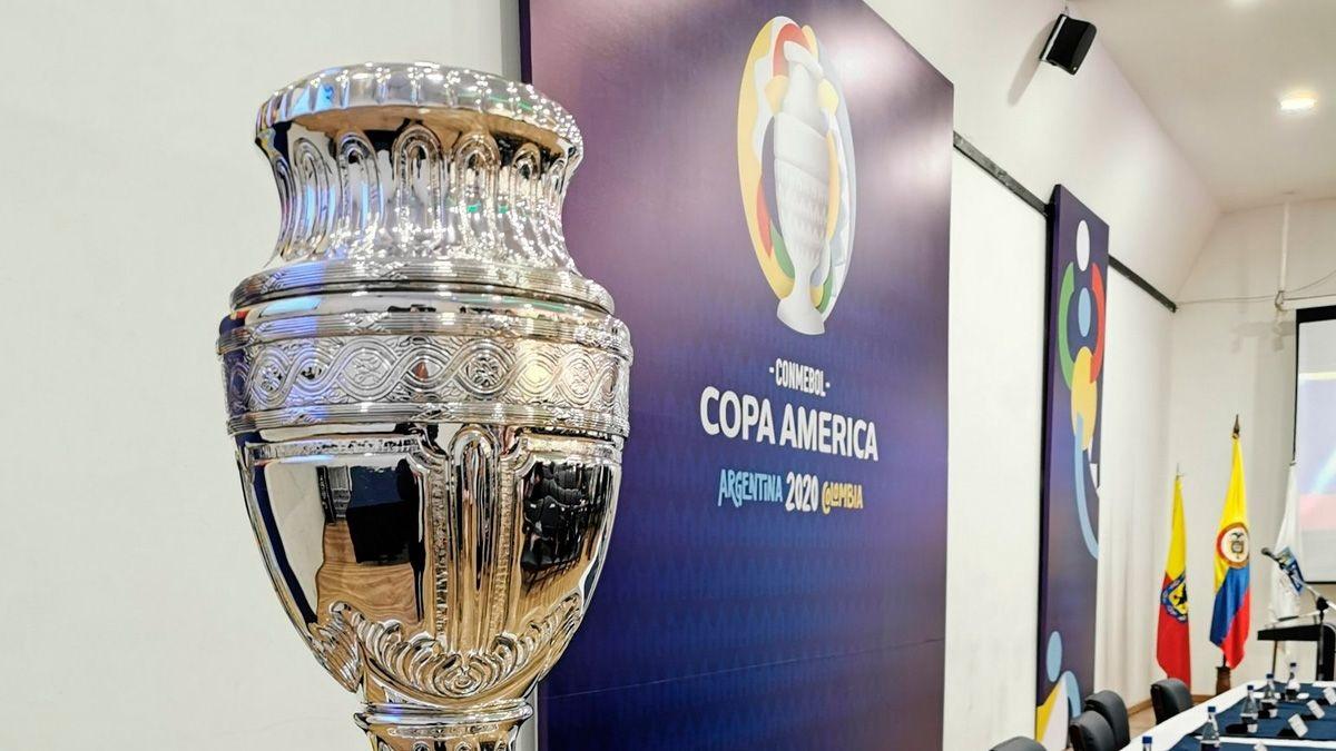 Comienza mañana la Copa América 2021 en Brasil. Foto: elnacional.com