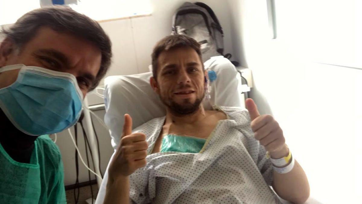 En medio de la pandemia, un tucumano recibió un doble trasplante en Madrid
