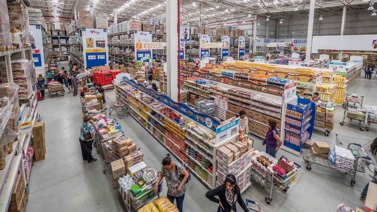 La inflación mayorista de octubre se incrementó un 4,7%