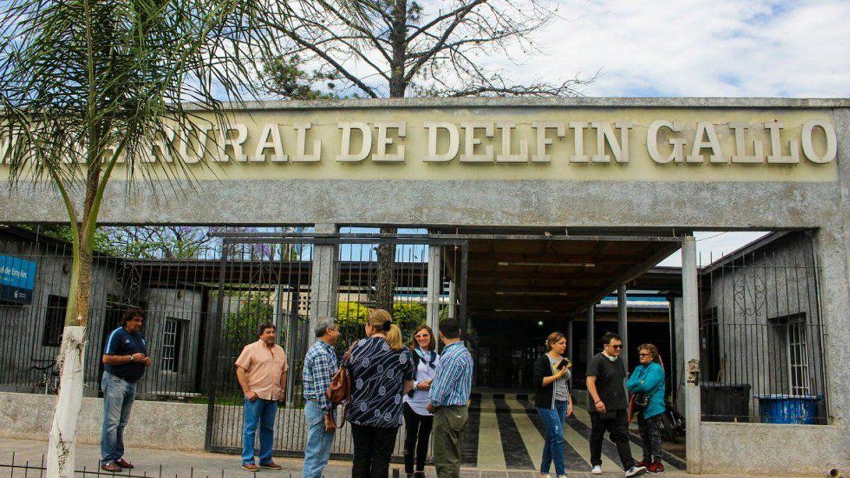 Coronavirus: en Delfín Gallo aguardan por el resultado de hisopados
