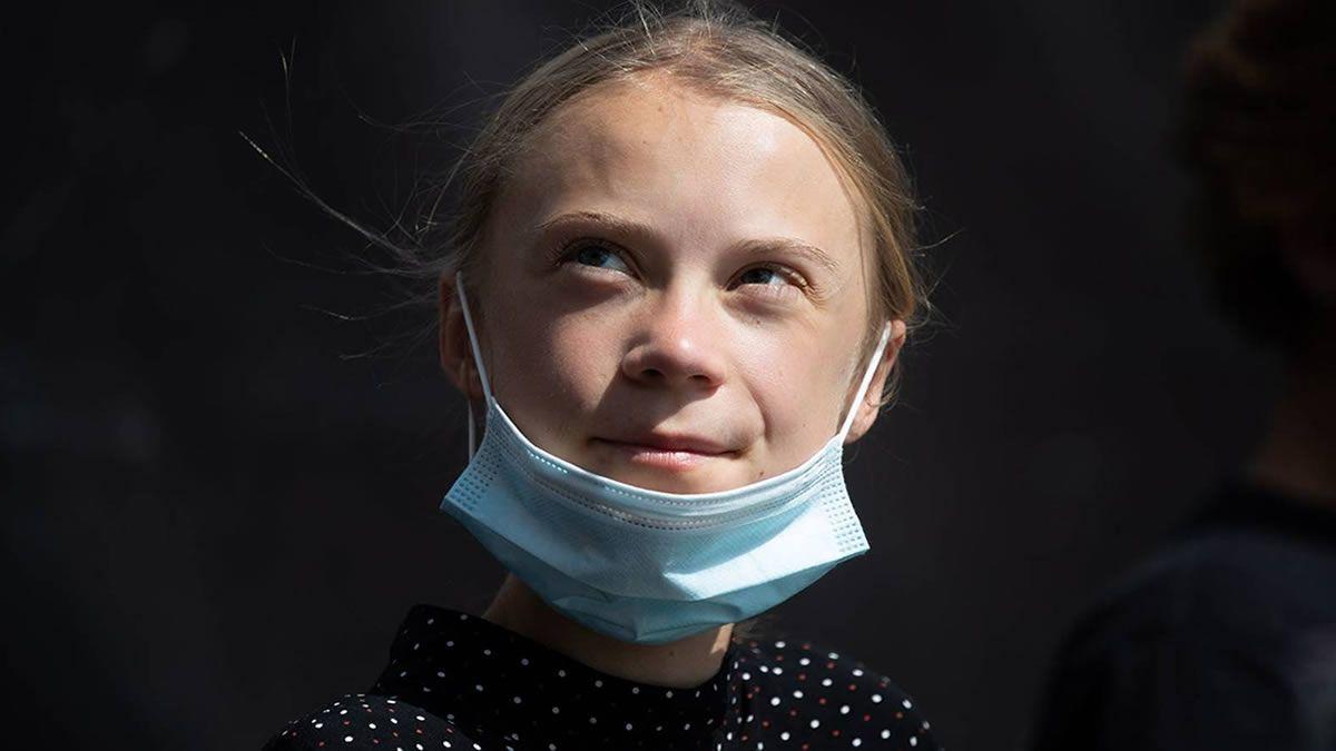 Greta Thunberg no irá a la cumbre del clima si no hay vacunas para todos