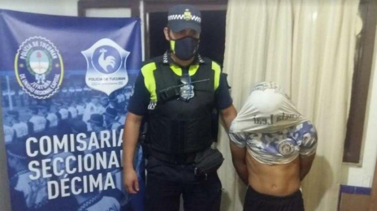 La Policía detuvo a dos miembros de una peligrosa banda