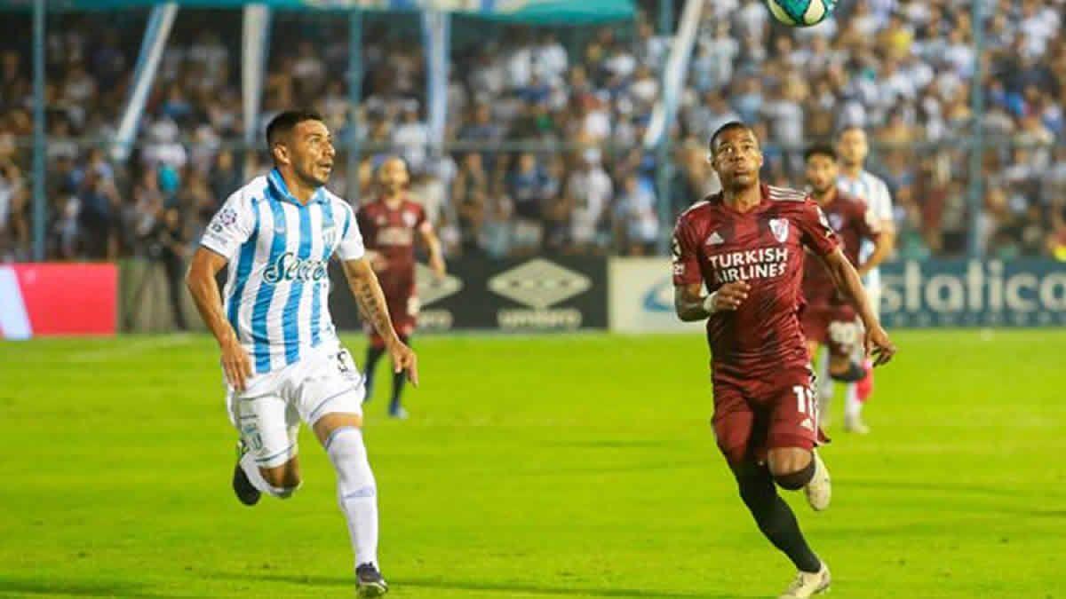 Copa Argentina: Atlético Tucumán y River definen el paso a 8vos