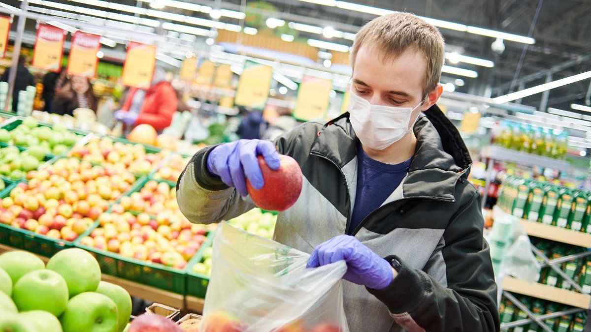 El coronavirus no puede transmitirse en la comida