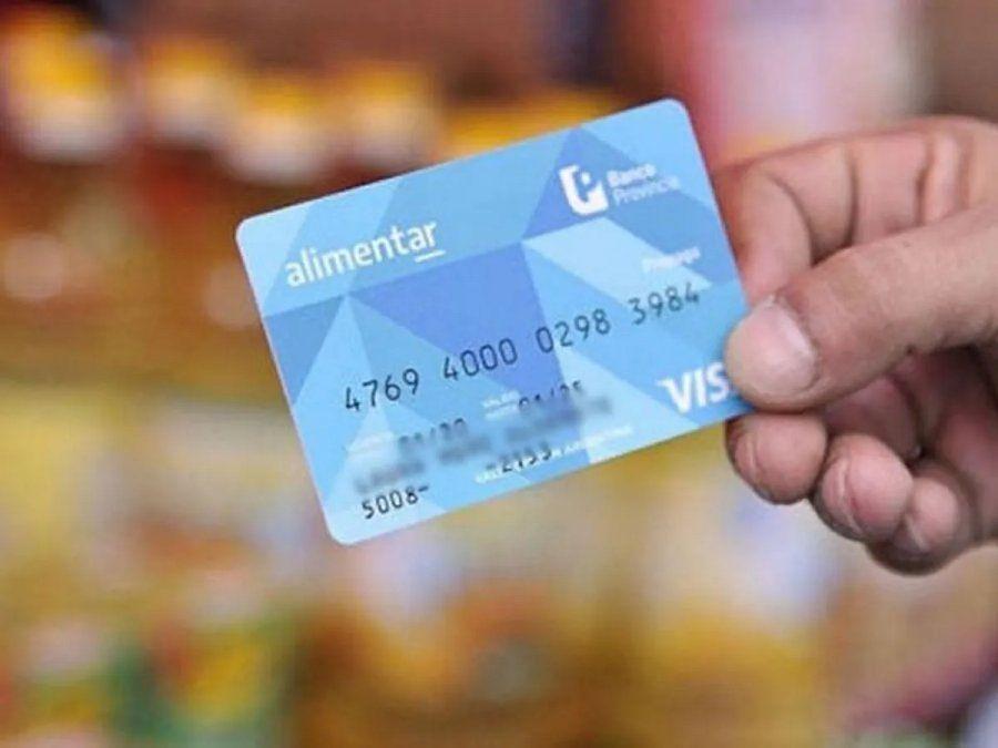 Tarjeta Alimentar: cronograma de pago del mes de septiembre