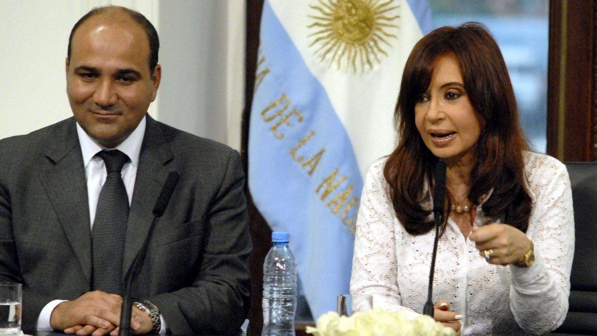 Cristina propuso a Manzur como jefe de Gabinete