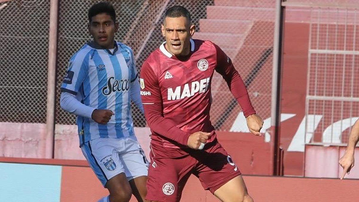 Lanús le ganó 4 a 2 a Atlético en La Fortaleza