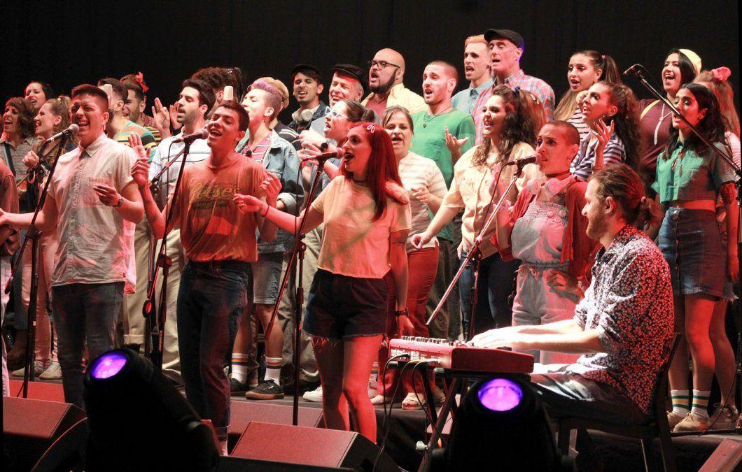Misty Soul presenta Celebration en el teatro San Martín