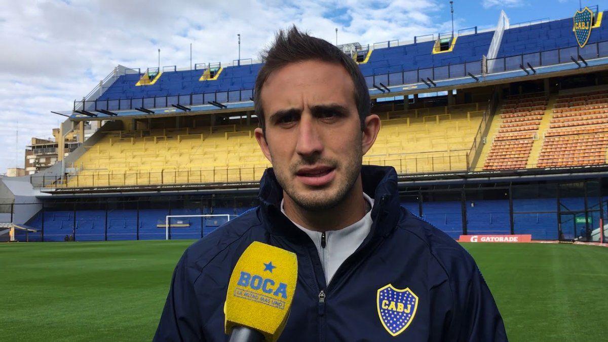 Carlos Izquierdoz es referente del plantel.