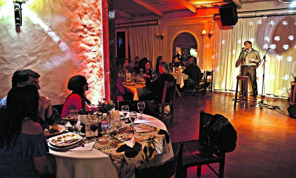 La noche tafinista ofrece diversos atractivos para sus visitantes