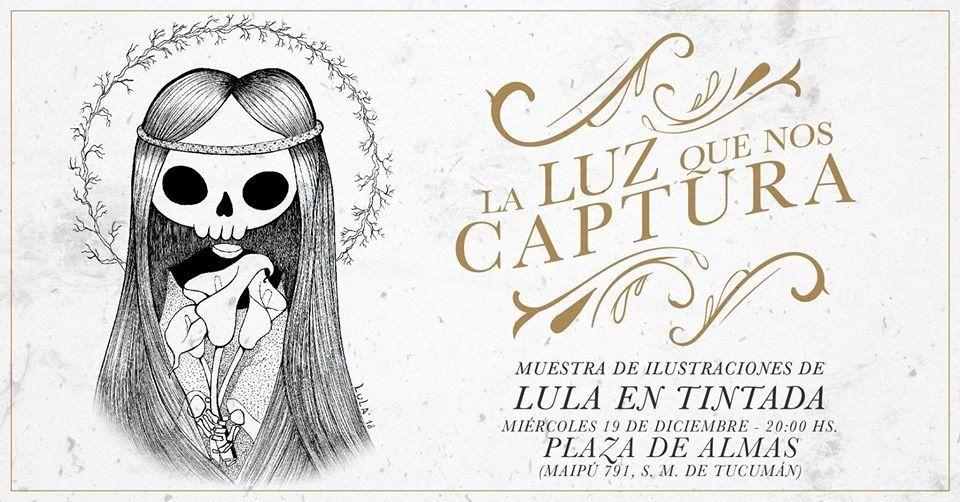 """Lula Tiboldo es """"La Luz que nos captura"""""""