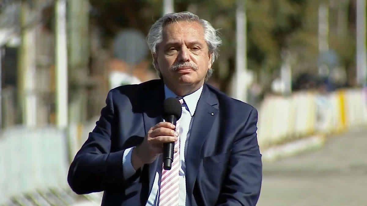 Alberto Fernández presidirá un acto en Tecnópolis