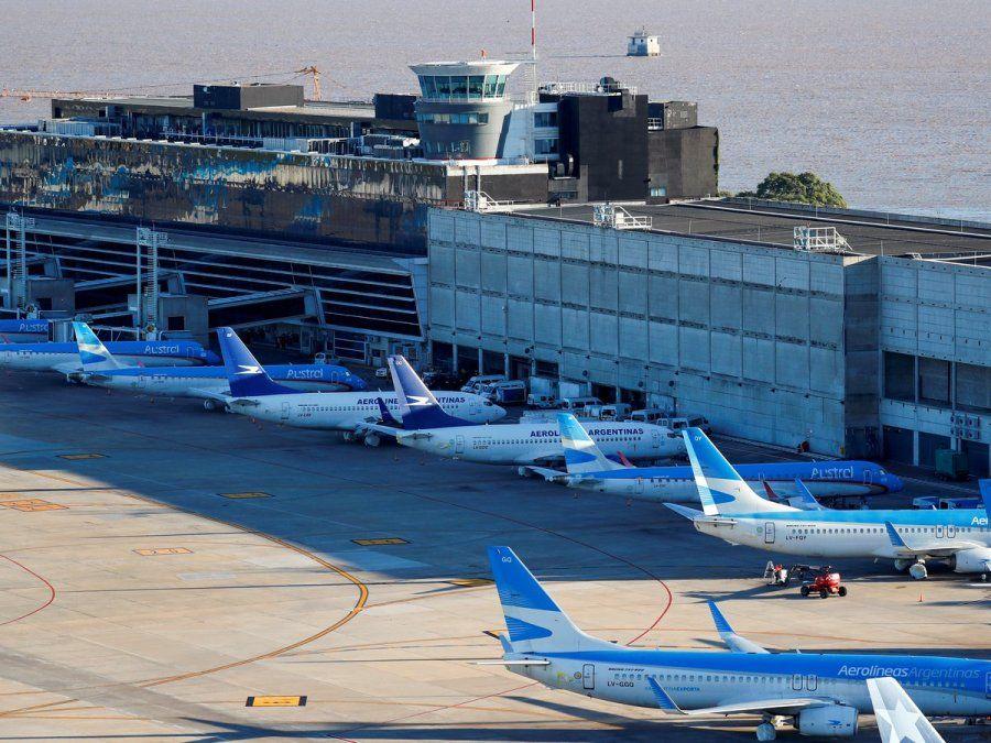 Aerolíneas Argentinas anunció más de 65 vuelos regionales