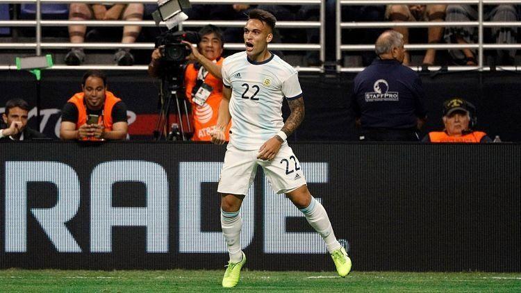 Amistoso: Argentina goleó 4 a 0 a México