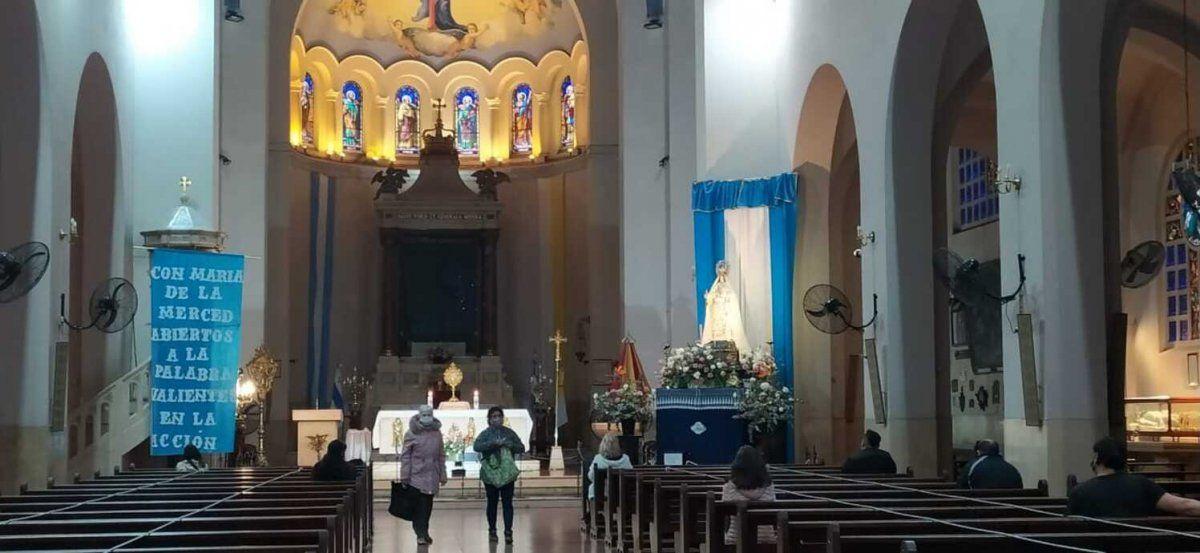 Actividades en honor a nuestra Señora de La Merced