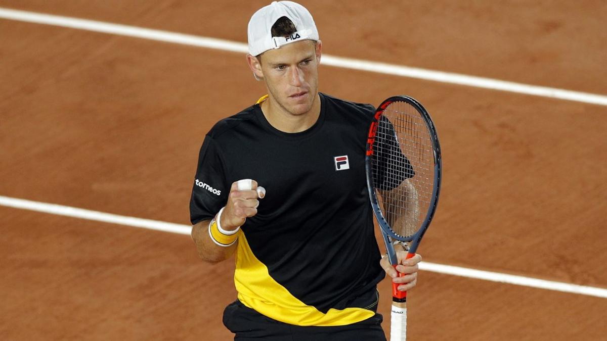 Roland Garros: Schwartzman, Coria, Lóndero y Podoroska pasaron de ronda