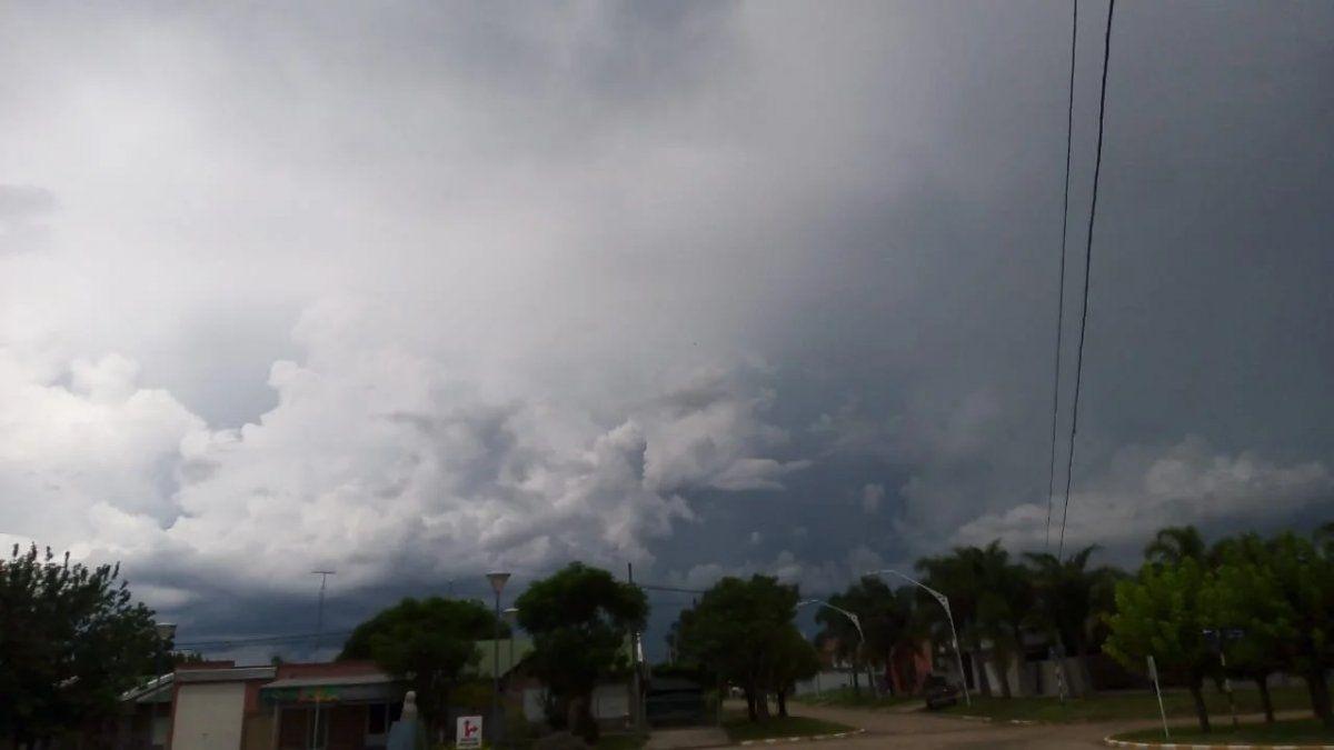 En Tucumán se esperan tormentas.