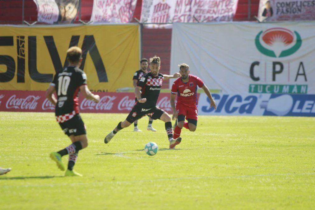 Flojo debut de San Martín, perdió ante Tigre en la Ciudadela