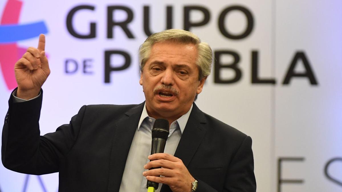 Alberto Fernández: Vamos a poner de pie a América Latina con todos ustedes
