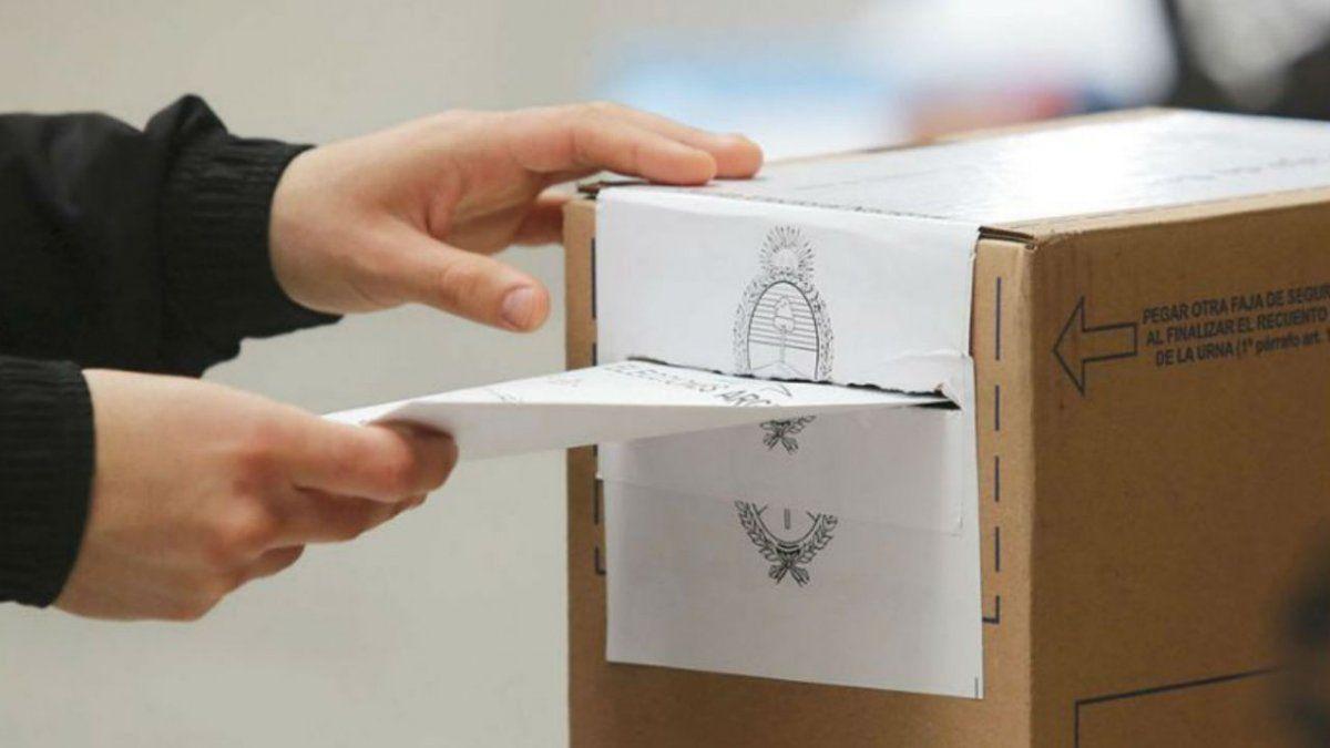 Elecciones: Tucumán contará con 12 mil autoridades de mesa