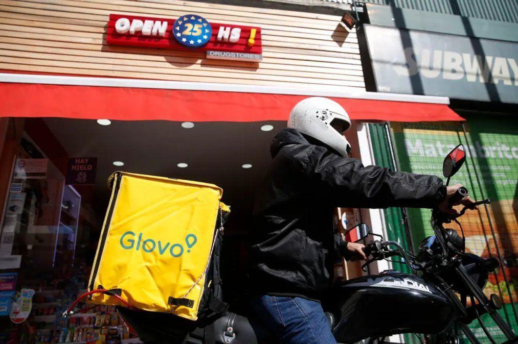 Se va Glovo: la app de delivery decidió irse de Argentina