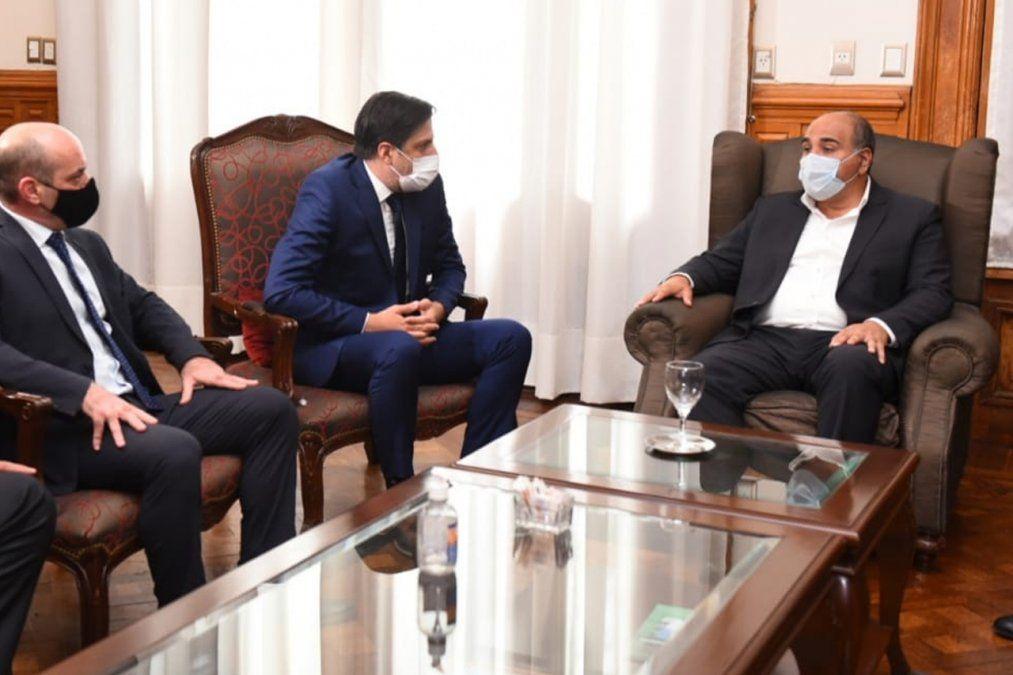 Nicolás Trotta agradeció el compromiso de Tucumán con el Gobierno.