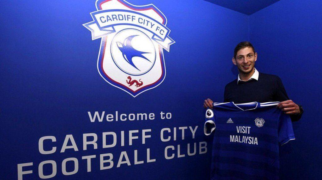 Nantes intimó al Cardiff para que deposite el dinero de la transferencia de Sala