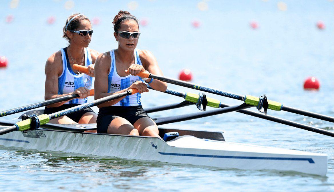 Milka Kraljev y Evelyn Silvestro, afuera de semifinales