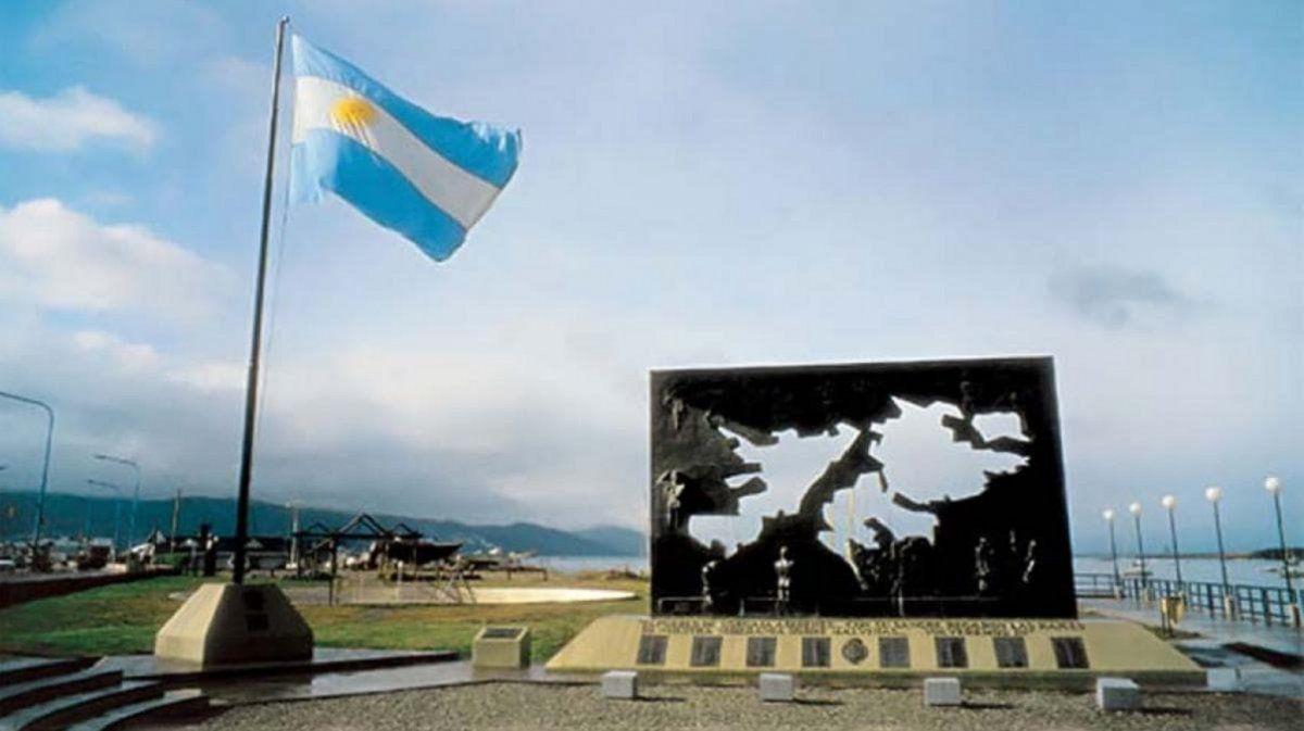 Derechos sobre Malvinas: los actos oficiales programados