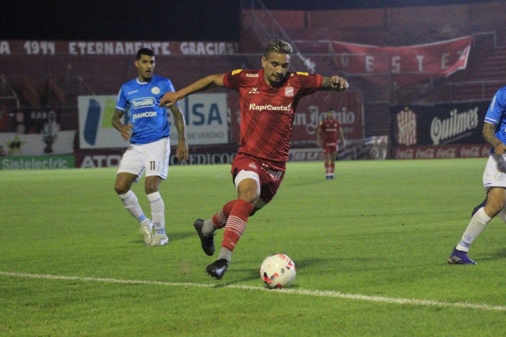 San Martín empató sin goles con Belgrano en Cuidadela