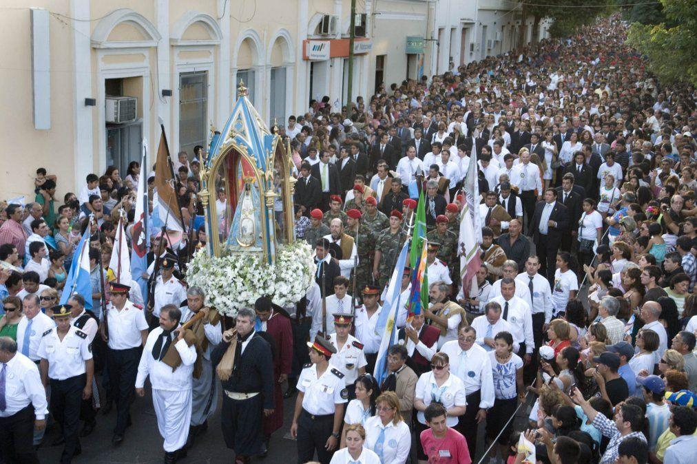 Virgen del Valle: piden a los fieles no viajar a Catamarca