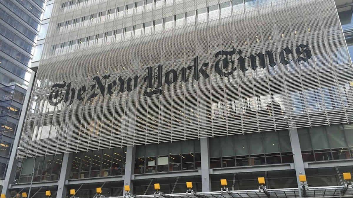 The New York Times destacó el reconocimiento a las personas no binarias