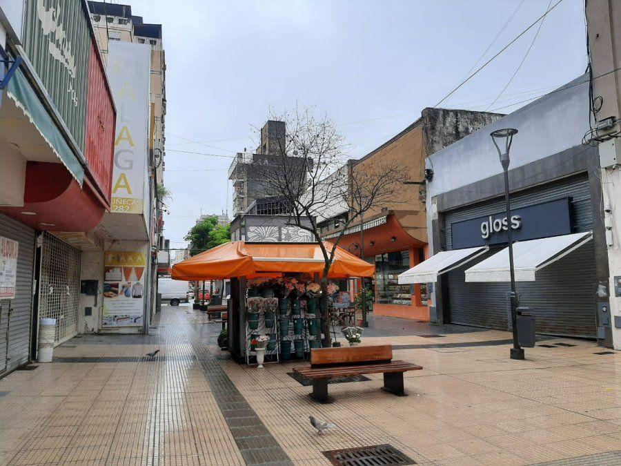 Hoy no habrá atención en el comercio tucumano
