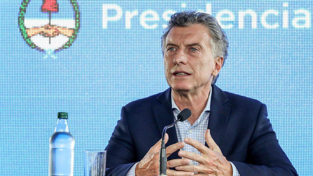 El expresidente Macri fue internado por un pólipo intestinal