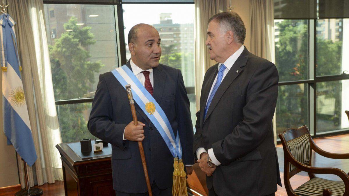Yedlin admitió que Manzur podría quedarse en Tucumán