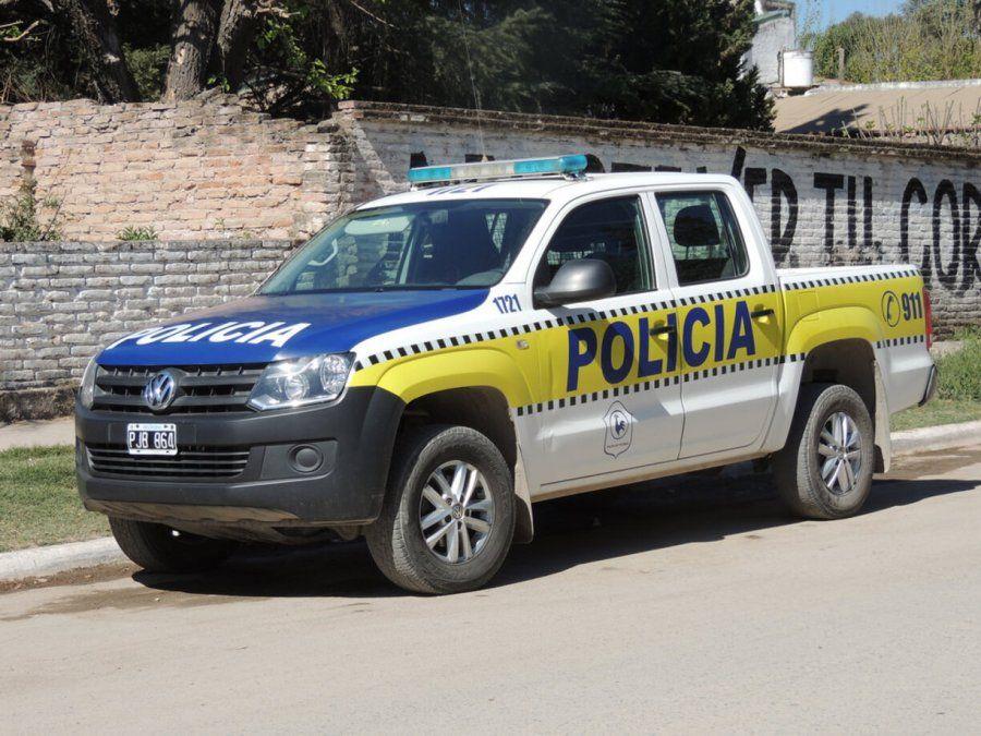 Villa 9 de Julio: hieren a un policía en un intento de robo