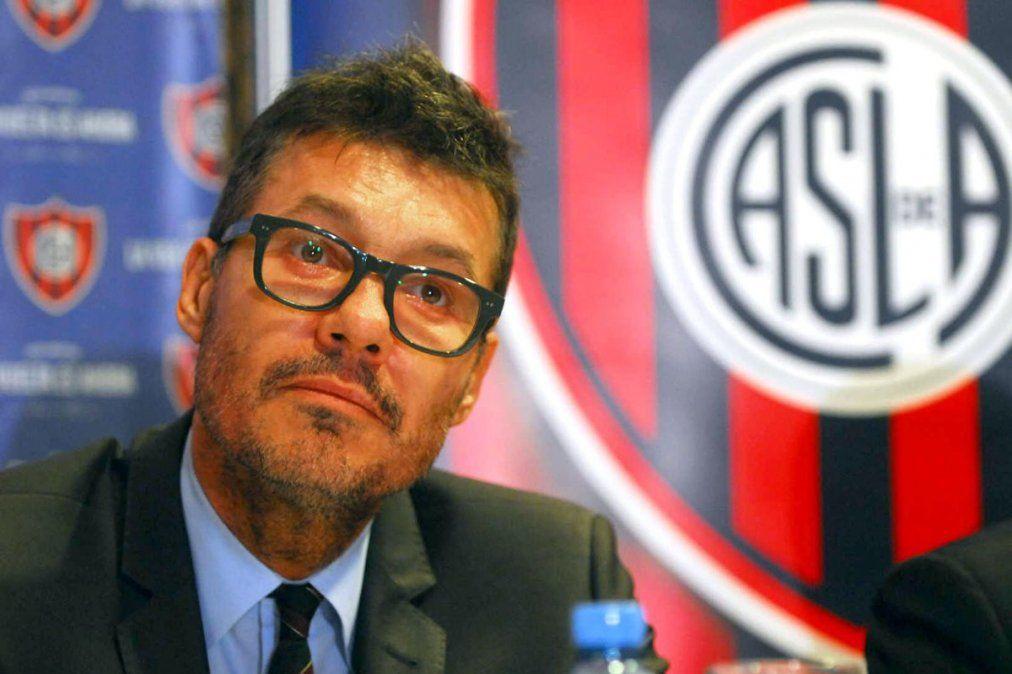 Marcelo Tinelli solicitó una licencia a su cargo
