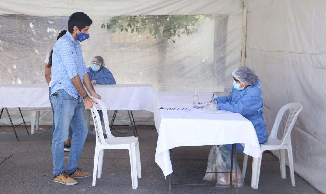 Tucumán supera los 73 mil casos de covid. Foto MSPT