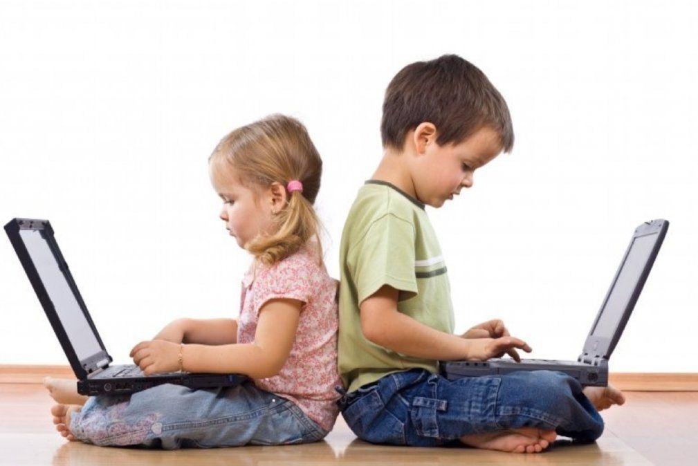 El impacto de las nuevas tecnologías en los niños y niñas.
