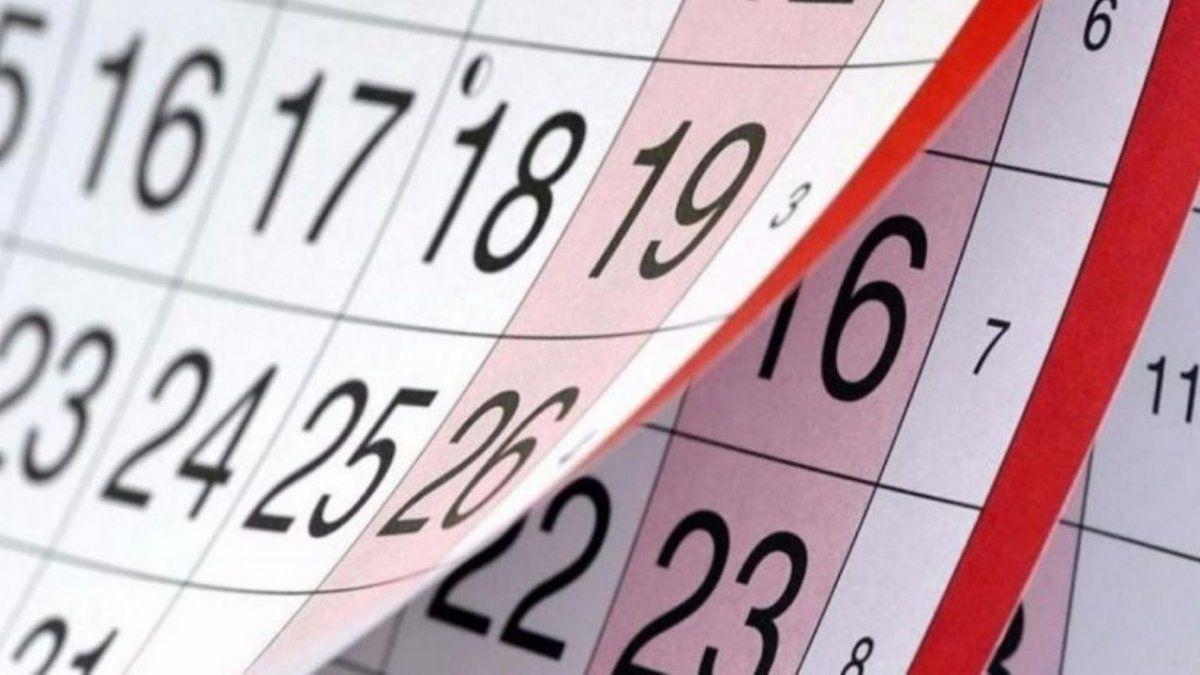 ¿Qué feriados habrá en agosto?