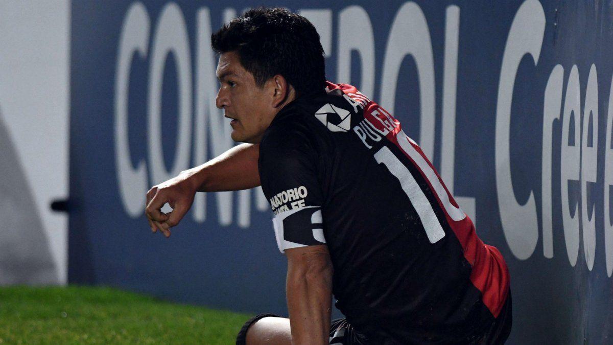 Covid-19: el Pulga Rodríguez dio positivo y no jugará ante River