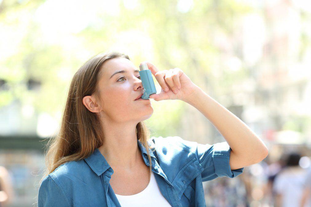 Asma, una de las enfermedades mas prevalentes
