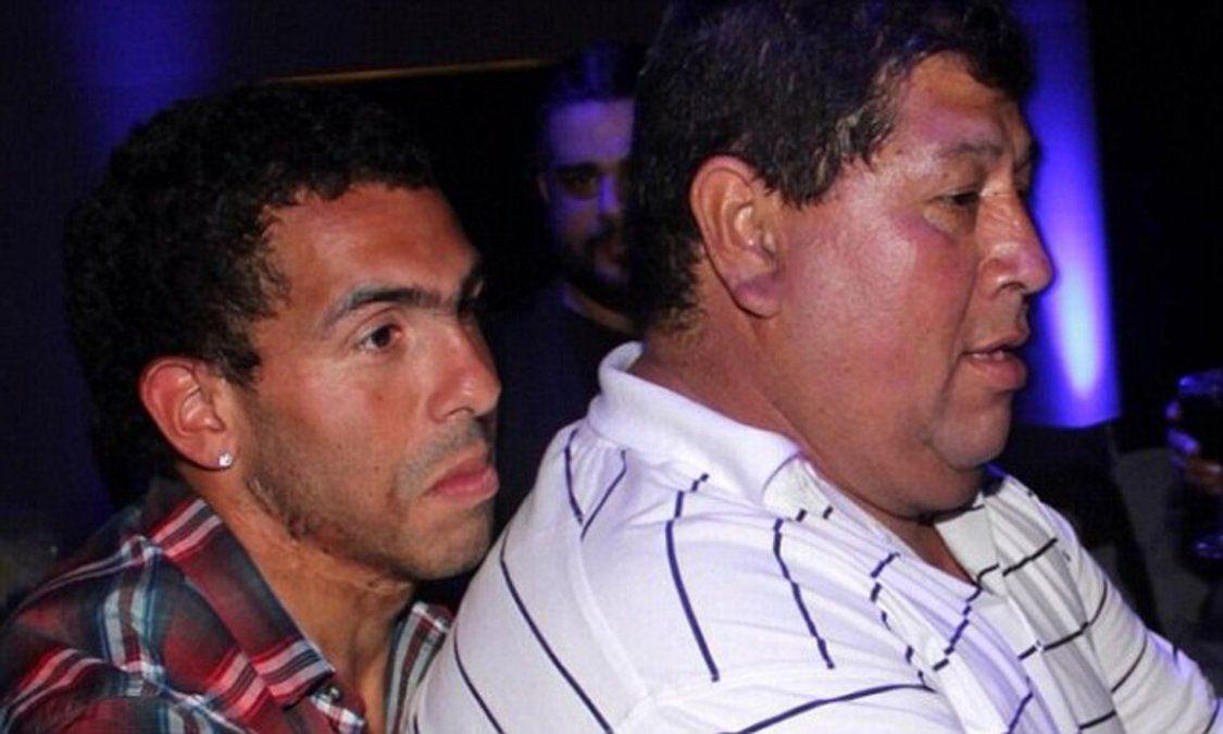 Falleció el papá de Carlos Tevez