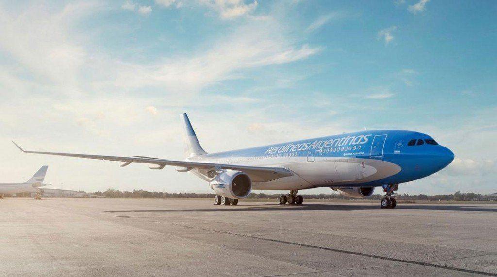 Aerolíneas Argentinas ofrecerá 1,8 millones de asientos