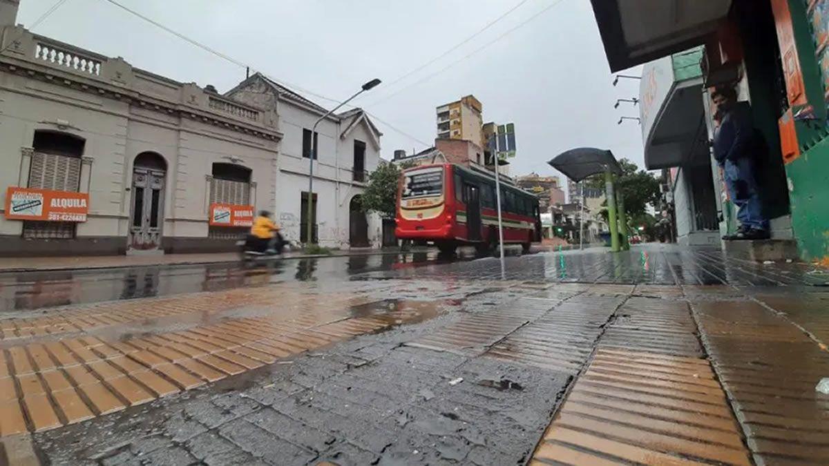 Tiempo inestable en Tucumán durante la jornada de miércoles