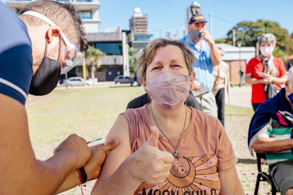 Covid-19 en Argentina: cerca del 30% ya recibió la primera dosis