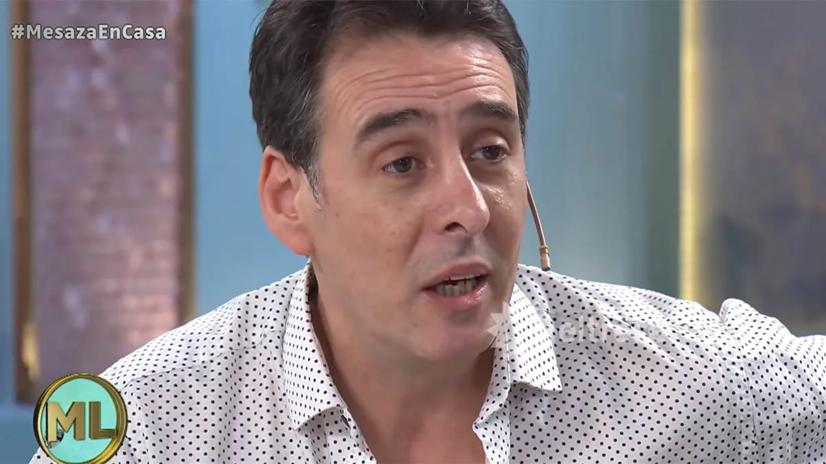 Rodrigo Vagoneta reveló el motivo por el que dejó el alcohol