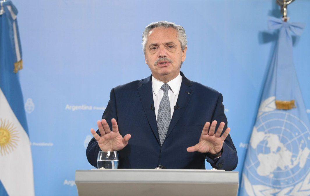 Fernández calificó como tóxico el acuerdo con el FMI